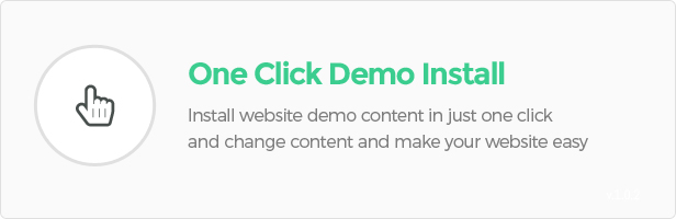 One-Click-Demo-Install